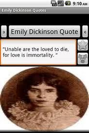 for love is immortality... emily dickinson