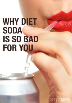 Get the skinny on the truth about diet sodas!