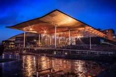 Cardiff Bay by James  on 500px