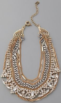 Juliet & Company Mirage Necklace...feelin like i could use some statement necklaces