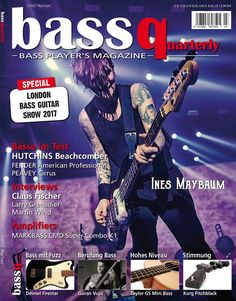 BassQuarterly - May 2017 Goran Vujic Interview  www.goranvujic.com