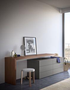 Related image Home Room Design, Home Office Design, Home Office Decor, Home Decor Bedroom, Home Interior Design, House Design, Design Hall, Dressing Table Design, Suites