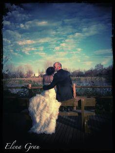 Foto a mis amigos Rafa y Katy que se casaron en Octubre