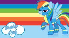 Rainbow Dash as the Wonderbolts