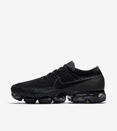 bb99aa555fc4 Image result for nike air vapormax black