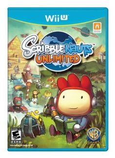 Scribblenauts Unlimited $57.09 Your #1 Source for Video Games, Consoles & Accessories! Multicitygames.com