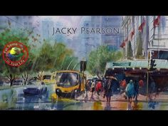 Fine Art tips with the Greatest Watercolour Lesson with Alvaro Castagnet on Colour In Your Life - YouTube