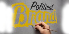 What is political branding? It is how the public perceives a political organization or individual. Similar to branding a product, it has distinct functional parts such as the individual politician and policy. Political branding creates the overall feeling, impression, association or image the public has towards a politician or political organization. These help change or maintain reputation, creates a feeling of identity, develops a trusting relationship between the politician and voters