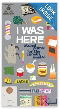 This is a fun and inspired travel journal.
