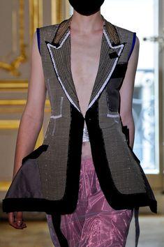Maison Martin Margiela at Couture Fall 2011 - StyleBistro