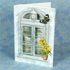 Staf Wesenbeek - Through the Window Card Making Kit