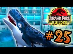 Jurassic Park Builder: MARINE Tournament: Part 38 Vampire Fish! HD - YouTube