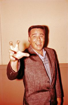 """J. P. """"The Big Bopper"""" Richardson was 28 when he died on Feb 3, 1959, in the same plane crash that killed Buddy Holly and Ritchie Valens."""