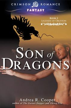 Blog Tour & Excerpt : Son Of Dragons By: Andrea R. Cooper