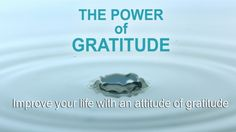 It isn't a book, but an online course with over 4 hours of content. The Power of Gratitude - Learn how to improve the quality of your life with an attitude of gratitude.