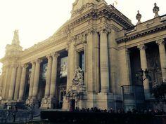 Grand Palais - Paris - Foto: Arquiteta Cláudia F. Ferreira