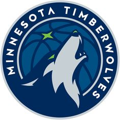 Minnesota Timberwolves Primary Logo on Chris Creamer's Sports Logos Page - SportsLogos. A virtual museum of sports logos, uniforms and historical items. Minnesota Timberwolves, Live Stream, Nba News, News 2, Sacramento Kings, Basketball Association, Branding, Brand Identity, Basketball Teams