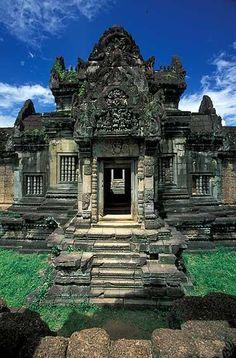 Banteay Samre, Angkor Temples, Cambodia