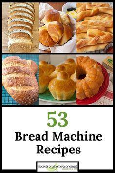 Bread Machine Mixes, Bread Machine Rolls, Easy Bread Machine Recipes, Best Bread Machine, Bread Maker Recipes, Yeast Bread Recipes, Bread Machines, Bread Rolls, Best Pizza Dough Recipe Bread Machine