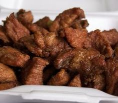 Carne Frita/Fried Meat