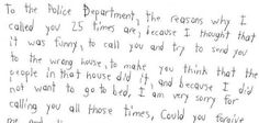 Young brothers apologize for prank calling police 25 times