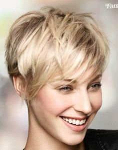Apart & Chic: These 10 short hairstyles are really too beautiful not to even try! - Page 8 of 10 - Hairstyles  #apart #beautiful #hairstyles #really #short #these