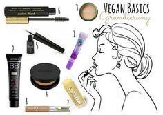 Vegan Basics. Vegan Foundation Products. Once Upon A Cream. Vegan Beauty Blog.