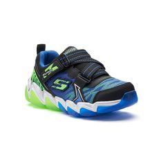 Skechers Skech Air Kids Boys' Sneakers, Size: 13, Green Oth
