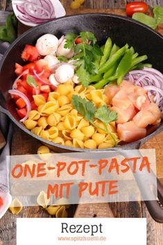 Schnell und köstlich! Dieses Rezept für eine One-Pot-Pasta ist nicht nur einfach und schnell zubereitet, es ist auch geschmacklich ein echtes Highlight für Familie und Freunde. #onepotpasta #nudeln #fleisch #gemüse #kochen #schnell #einfach #rezept