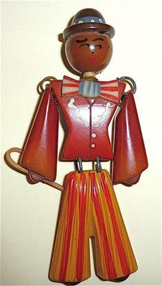 Vintage bakelite rattle