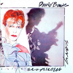 "David Bowie, ""Scary Monsters (And Super Creeps)"""