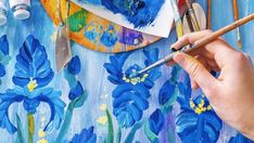 Basics of Acrylic Painting for Crafty People - Udemy Coupon; Basics of Acrylic Painting for Crafty People will show you how to create easy, awesome and quality artworks. This course will enhance or give you skills in the world of painting. Watercolor Art Diy, Watercolor Art Paintings, Simple Acrylic Paintings, Acrylic Painting Techniques, Drawing Techniques, Flower Paintings, Painting Flowers, Hair Painting, Abstract Flowers