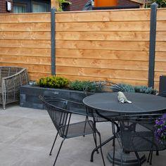 Backyard Fences, Garden Fencing, Backyard Landscaping, Outdoor Chairs, Outdoor Furniture Sets, Outdoor Decor, Cosy House, Porch Area, Pergola Designs