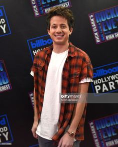 Charlie Puth attends Dick Clark's New Year's Rockin' Eve with Ryan Seacrest 2018 on December 31, 2017 in Los Angeles, California.