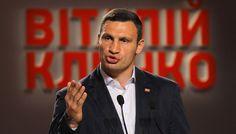"""Вести.Ru: Кличко пригрозил побить непонимающих """"нормальную речь"""""""