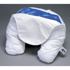 HEADACHE ICE PILLOW. One of the most common causes of neck pain is an improper sleeping position. Our Cervical pillows and rolls cradle your head and neck in their natural placement so you get comfortable sleep. However, pain may also be the result of injury, illness, and incorrect posture or habitual stress that reveals itself as strain in the muscles. For relief of headache.