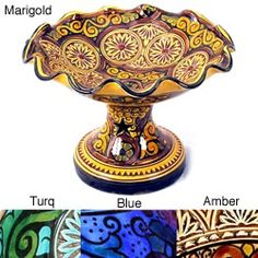 https://ak1.ostkcdn.com//images/products/3024138/Elegant-Marjorelle-Ceramic-Fruitier-Morocco-P11168359.jpg