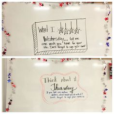 So happy to be doing some with my summer school class each day. Daily Writing Prompts, Teaching Writing, Teaching Tools, Writing Ideas, Teaching Ideas, Journal Topics, Journal Prompts, Leadership, Morning Activities