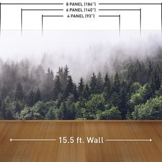 Wall Murals from WallsNeedLove   lifestyle
