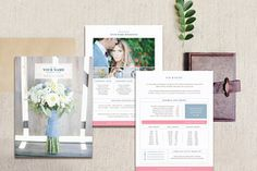 Wedding RollUp Banner By Cooledition On Graphicsmag - Wedding photography brochure template