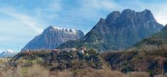 landscape of the Pyrenees by JCB Photogr@phic on Creative Market