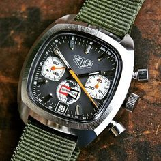 Tag Heuer by Juampi* Tag Heuer, Sport Watches, Cool Watches, Skeleton Watches, Swiss Army Watches, Luxury Watches For Men, Beautiful Watches, Vintage Watches, Create