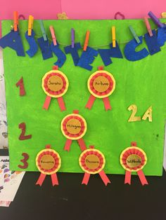 1000 images about asistencia preescolar on pinterest for Asistenciero para jardin de infantes