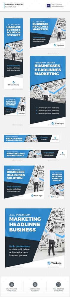 Business Services Banners - Banners & Ads Web Elements Download here : https://graphicriver.net/item/business-services-banners/19323896?s_rank=6&ref=Al-fatih