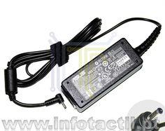 Carregador Asus 19v 2.1A Black Ref. ADP-40PH AB, EXA1206CH, 0A001-00330100