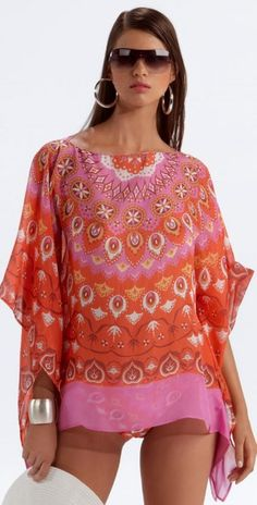 Roidal 2013 Red Poncho Swimsuit Cover Up  #Roidal #coverup #summeroutfit #southbeachswimsuits #swimwear #swimsuits #red #fashion southbeachswimsuits.com