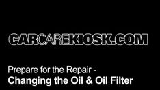 Oil & Filter Change Subaru Forester (2009-2013) 2009 Subaru Forester XT Limited 2.5L 4 Cyl. Turbo