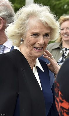 Duchess Of Cornwall, Duchess Of Cambridge, Ska Music, Coventry Cathedral, British Asian, Old Hospital, Prince Charles And Camilla, Camilla Parker Bowles, Street Performance