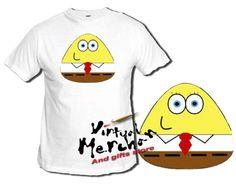 Camiseta Pou Bob Esponja Tshirt T-Shirt Tallas Mujer Chica Niño Xxl Girl Boy - Bekiro