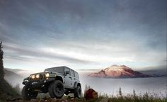 The AEV Filson Wrangler Is Built for Adventure | Cool Material. Designed with exploration in mind, the modified Wrangler boasts a 3 1/2″ DualSport SC suspension, 35″ mud-terrain tires, and a heat reduction hood.